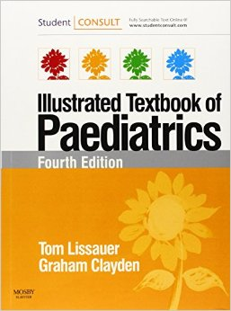 Illustrated book of paediatrics